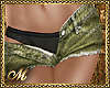 :mo: SEXY SHORT GREEN L