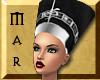 ~Mar Nefer Crown Sil-B&W