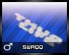 "Swaqq"" Thug Life Ring"