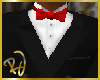 -RJ- DB Tuxedo Top Red