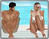 ~Beach Group Towel~