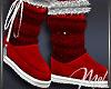 Mel-Xmas Santa Boots