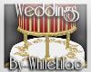 WL~ RWnG Wedding Cake