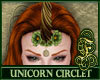 Unicorn Circlet Green