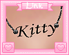 [L] Kitty Necklace