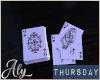 Thursday Night Card Deck