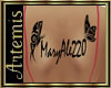 :Artemis:Tattoo MaryAle