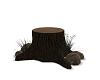 No Pose Tree Stump