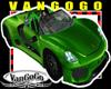 VG Green SEXY Pose CAR