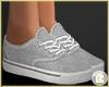 £. White Sneakers