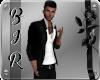 [BIR]Blazer+Tattoo*black