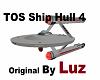 TOS Ship hull 4