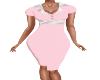 C-Vintage Dress-Pink