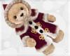 !© Christmas Bear Buddy