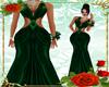 XXL PROM GREEN DRESS