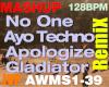 Mashup JVP 10minutes
