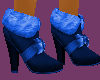 [SD] Short Boots Blue