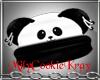 MCK Panda Cute Hat M