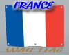 [FRANCE] Wall Flag