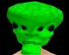 Alien Creature Head