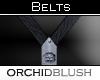 [O] Black/Black Belt