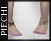 ~P: Neon Feet