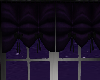{PP} Purple/black blinds