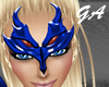 GA Dragon Royl Blu Mask