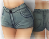 ~<3 Dark Denim Shorts