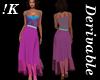 !K!Spring19 Garden Dress