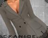-C- Long Suit Blazer