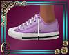 Trish Lilac Sneakers