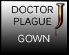 (JD) DR PLAGUE GOWN