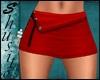 """"""".Naia Red Rl.""""Skirt"""