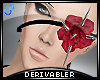 {DR} Spike Rose Eyepatch