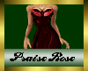 (PRS)Rose'sCharmRED