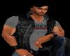 Black Vest Layerable