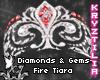 !KJ Diamonds&Gems Tiara