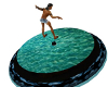 dance on water disk
