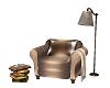 loft reading chair