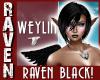 WEYLIN RAVEN BLACK!