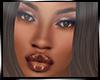Bday Girl Gold Lips RQ