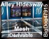 [BD] Alley Hideaway