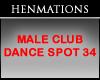 MALE CLUB DANCE SPOT #34