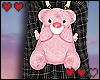 Teddy Backpack Pink