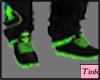 f - rocker dubshoe green