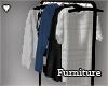 Clothing Rack - Furnitur