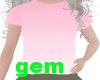 [g] kids 2tone shirt