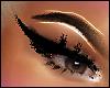 brown eye // ♡.
