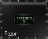 FRIENDS Badge